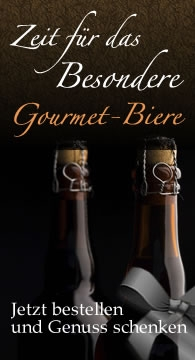 Gourmet-Bier im Biershop Bayern