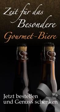 Gourmet-Bier im Biershop Bayern