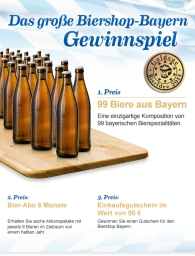 Goldene BierIdee