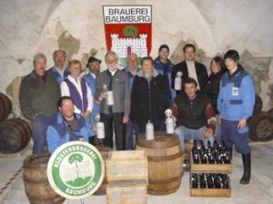 Klosterbrauerei Baumburg Mitarbeiter