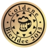 Goldene BierIdee 2013 f&uuml;r den Biershop Bayern
