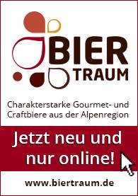 Charakterstarke Gourmet- und Craftbiere aus der Alpenregion