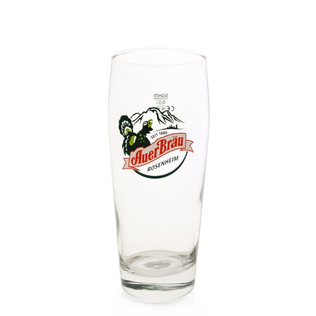 AuerBräu Willibecher Bierglas