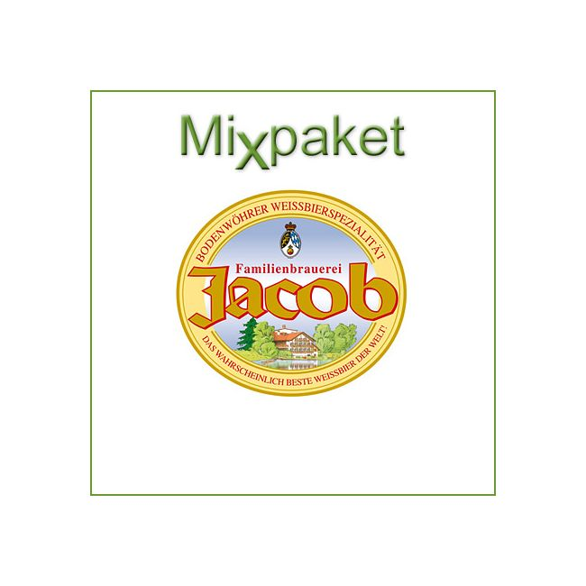 Jacob Mixpaket