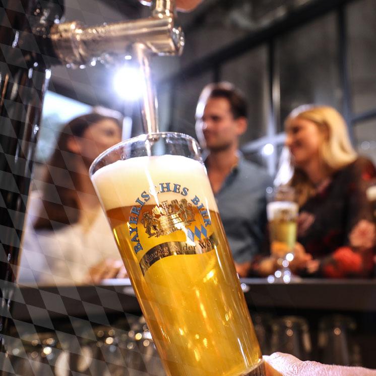 Helle Biere aus Bayern - jedes ein Genuss