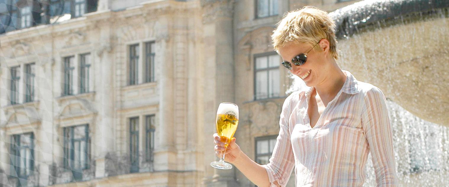 Pilsbiere aus Bayern