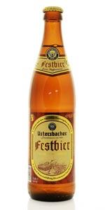 Ustersbacher Festbier