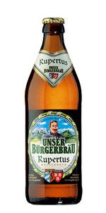 Bürgerbräu Rupertus Weizenbock