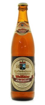 Hofbräuhaus Traunstein Weißbier alkoholfrei