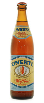 Unertl Weißbier alkoholfrei
