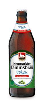 Neumarkter Lammsbräu Hefe Weisse Alkoholfrei
