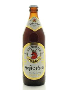 Plank Bier Hefeweizen