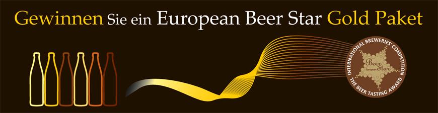 European Beer Star - Gold Paket
