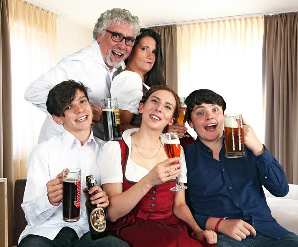 Brauerei Grosch Familie Pilarzyk