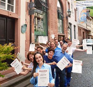 Brauhaus Faust - Auszeichnung