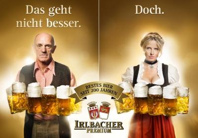 Schlossbrauerei Irlbacher - Es geht noch besser!