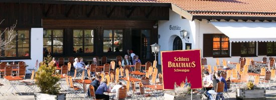 Biergarten Schwangau